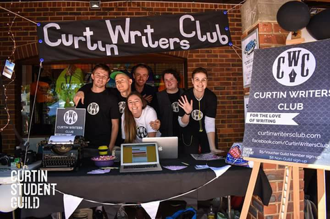 CWC: Curtin Writers Club