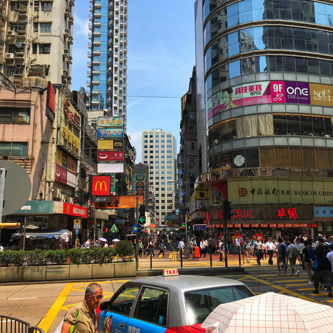Hong Kong Day #2: Explorations