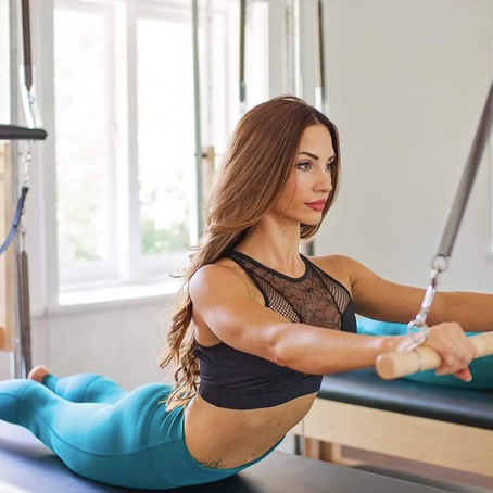 My Introduction to Pilates