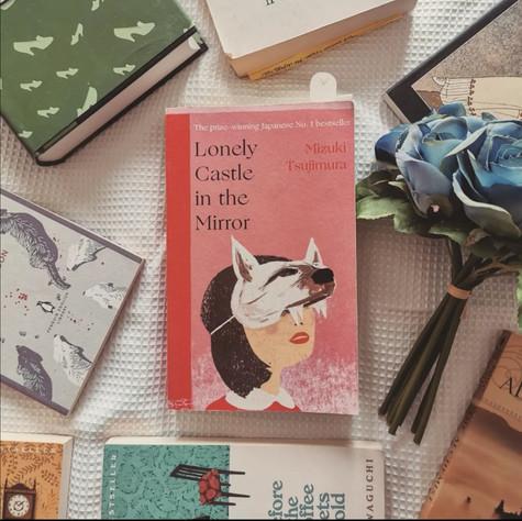 In Review: Lonely Castle in the Mirror by Mizuki Tsujimura