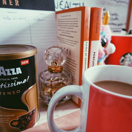Coffee: A Writer's Muse