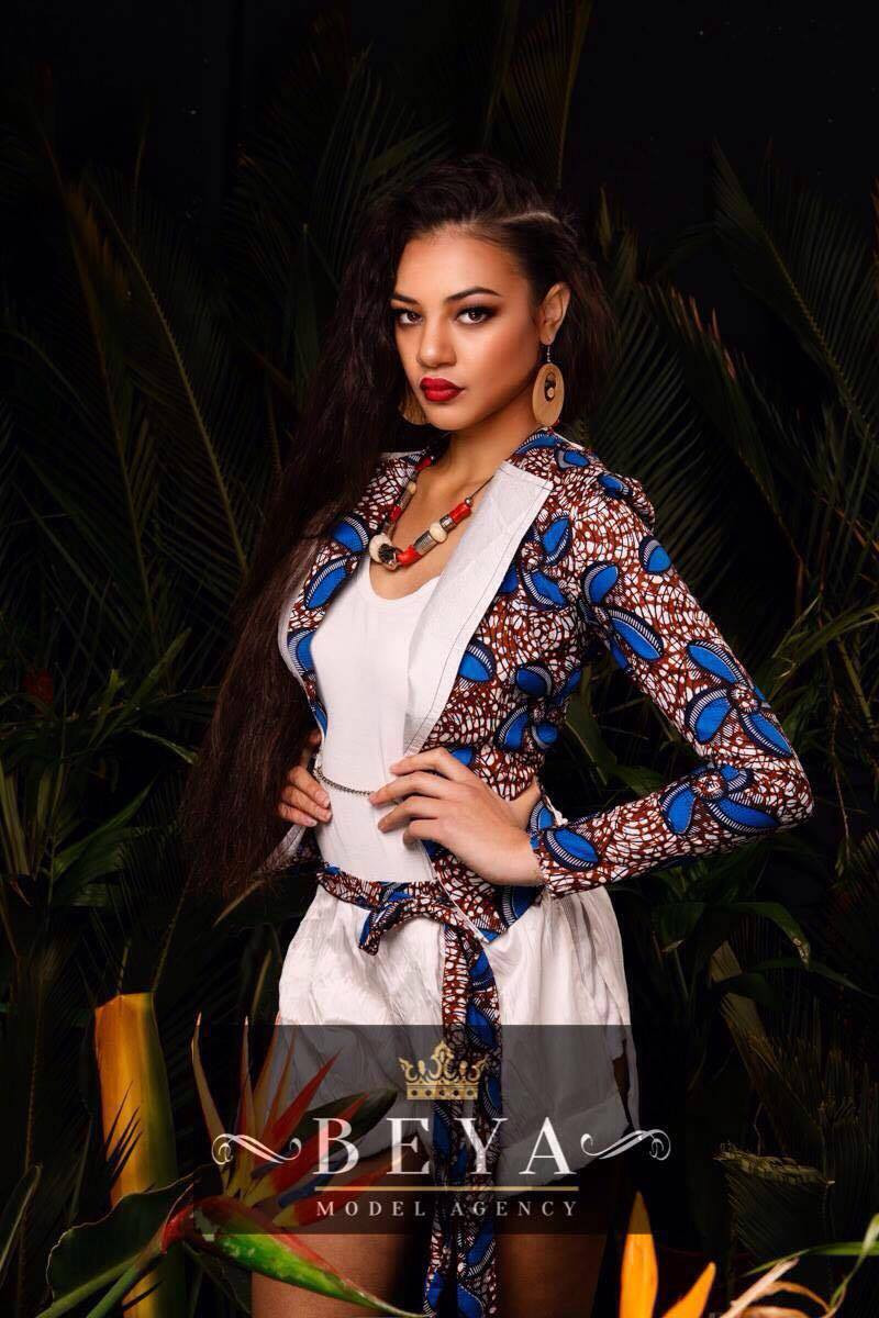 Model Zephania Taylor