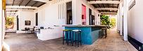 Table d'Hôtes Restaurant Madagascar Lodge Hôtel bord de mer Madagascar