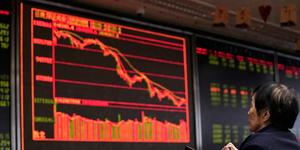 Markets tumble
