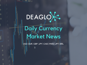 Daily Currency Market News