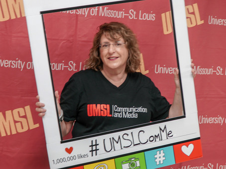 Support PRSSA at UMSL