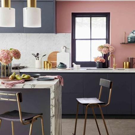 Tendencia: Estos son los 3 colores que esperamos ver en cocinas en 2020