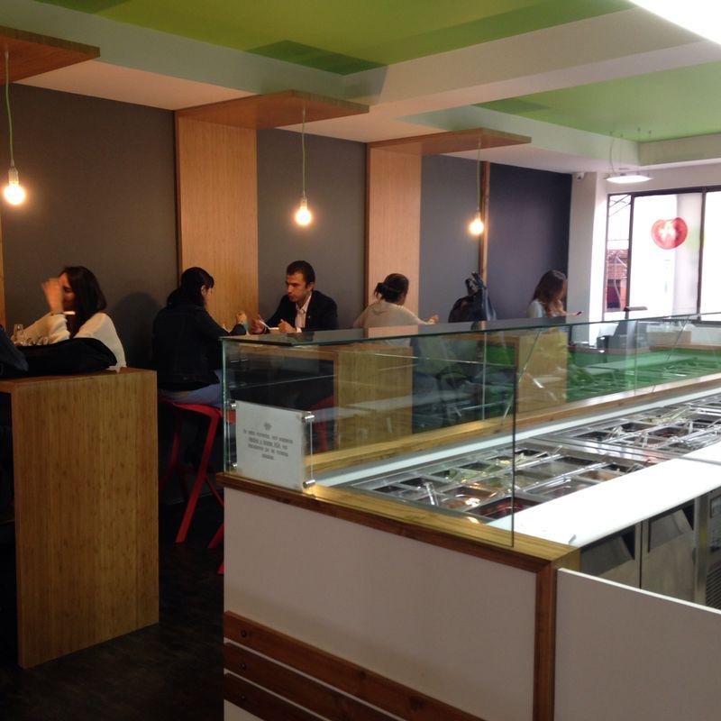 Restaurante Bogotà