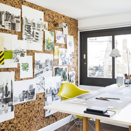 Organiza tu home office con estos simples tips