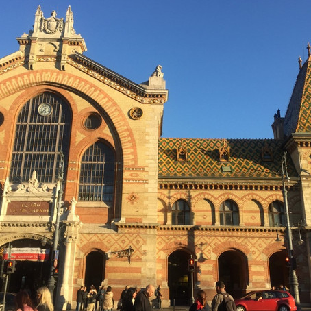 De paseo por Budapest! (Parte 1)