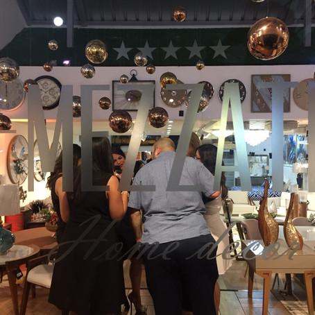 Aniversario tienda Mezzatti Home Decor