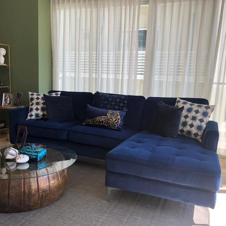 Final look: Apartamento en Paraíso
