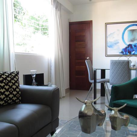 Proyecto: Decoración de apartamento pequeño