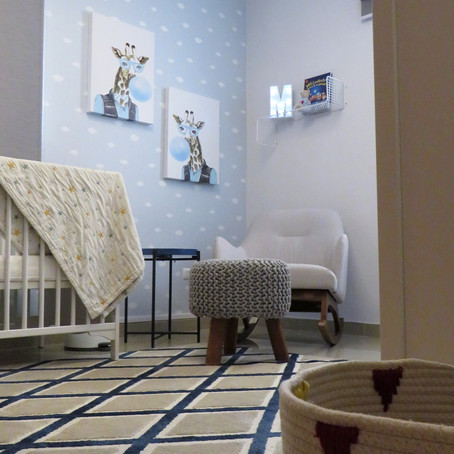 Final Look: Nursery by Kei