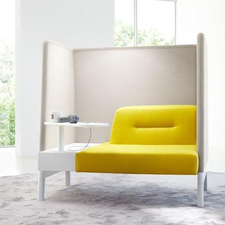 Tendencia: muebles amarillos