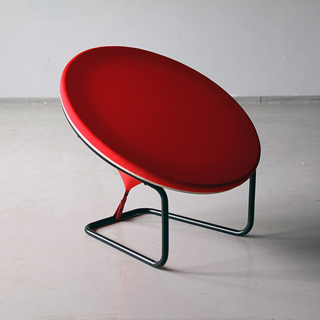 Diseño con humor: RedDot Chair