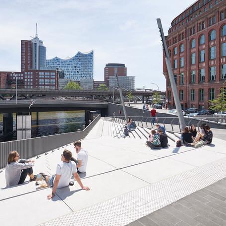 El nuevo paseo fluvial de Hamburgo