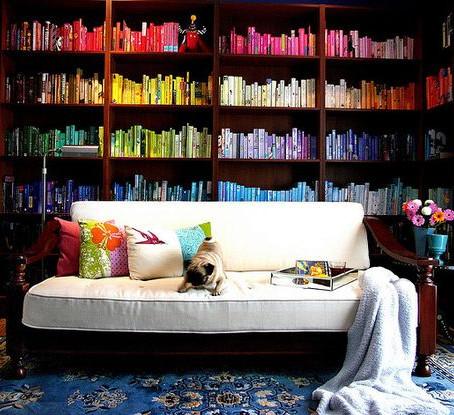 Organiza tu biblioteca