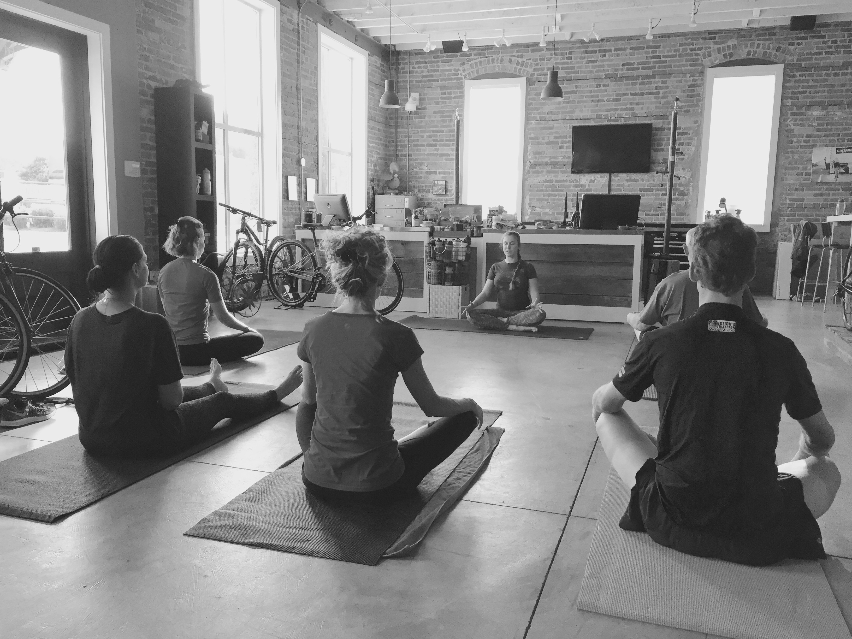 7:30a   Yoga for Athletes   Nov 9th