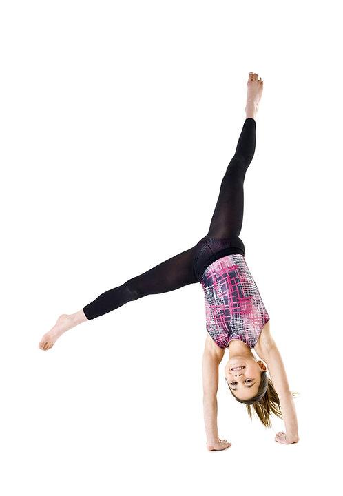 Beginner-Intermediate Gymnastics Ages 5-8