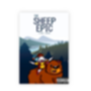 The Sheep Epic Cover