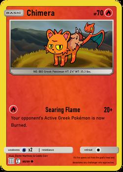 Chimera Pokemon Card_finished