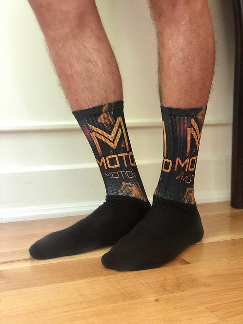 Moto Motion Socks