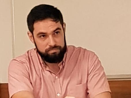 """Entrevista com Raphael Alberti: Vencedor na categoria """"E-book Crônica""""."""