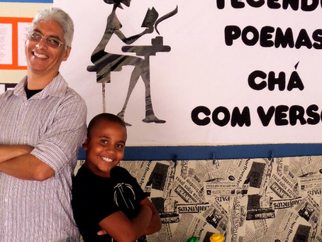 """Entrevista com Evandro Valentim de Melo: Vencedor na categoria """"E-book Conto 2020""""."""