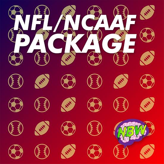 NFL/NCAAF Full-Season Membership