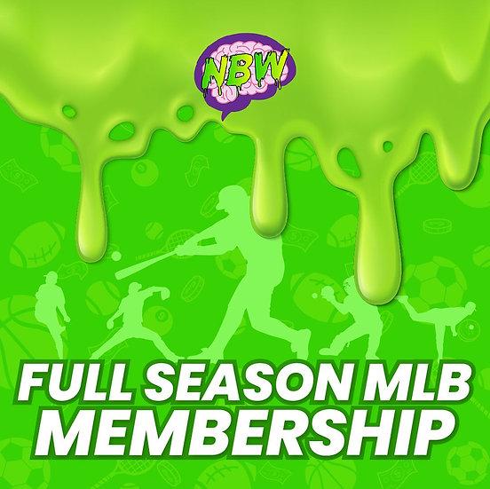 MLB Full-Season Membership