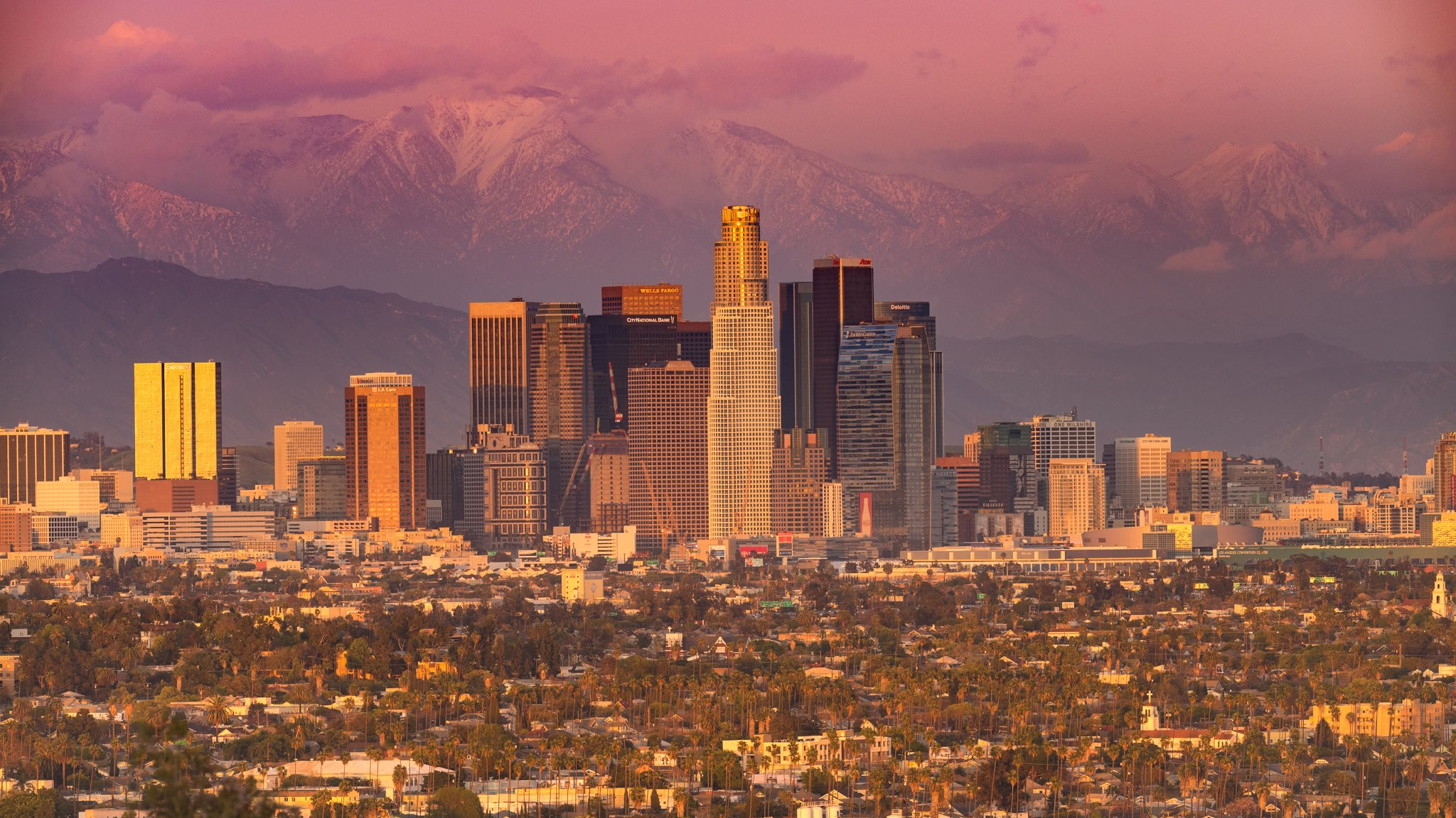 Los Angeles Timelapse