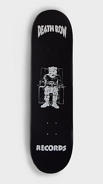 Deathrow Records Skateboard Deck