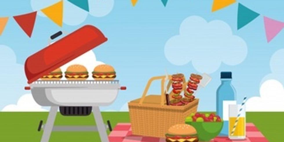 Summer Party Soirée pass intégral : après-midi activités et barbecue, soirée dansante et feu d'artifice