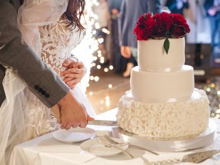 Le dessert de mariage