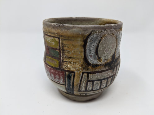 Woodfired robot sipper ~ 6 ounces