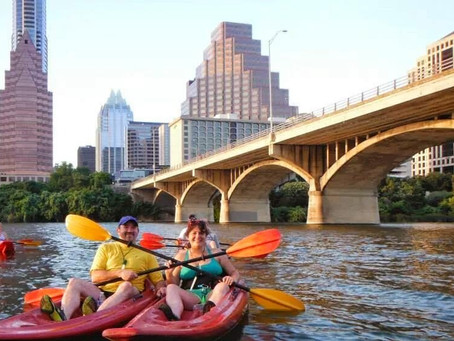 Favorite Place Highlight: Congress Avenue Bridge