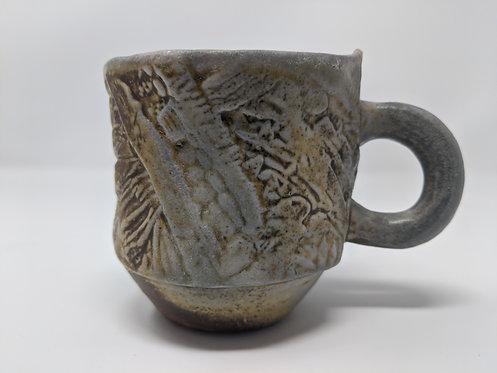 Woodfired mug ~6 ounce