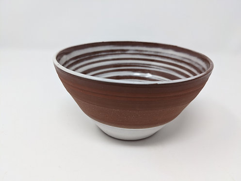 blueberry swirl  bowl
