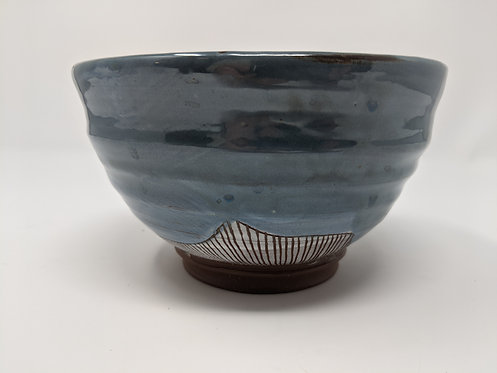 ☁️ cloud bowl, sky blue, holds 24 oz