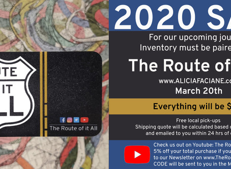2020 Vision: The Route of It All
