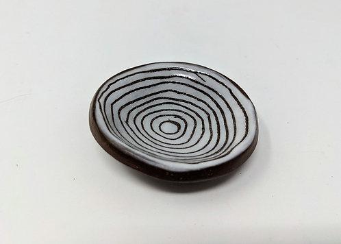 Tree Rings Ring  Holder