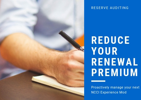 Reduce Your Next NCCI Experience Mod: Reserve Auditing