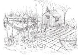 庭造り 造園 花の庭 イングリッシュガーデン 雑木の庭
