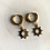 Thumbnail: Boucles d'oreilles SOLVEIG
