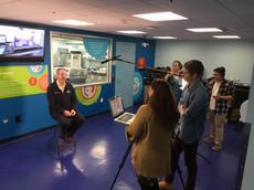Interviewing Dr. Bill VanBonn