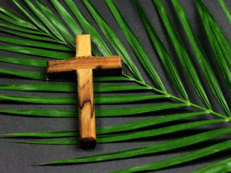 Palm Sunday Mass Online a Success