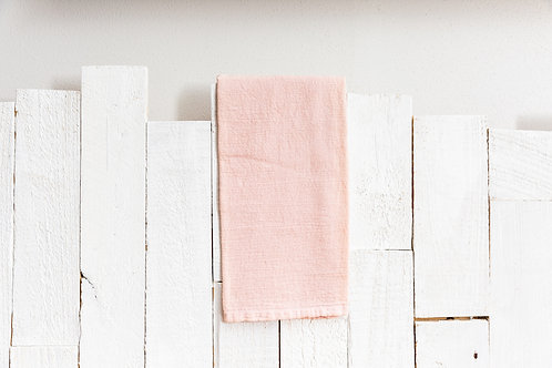 Naturally Dyed Flour Sack Towel - Solid Color