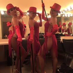 Las Vegas show!