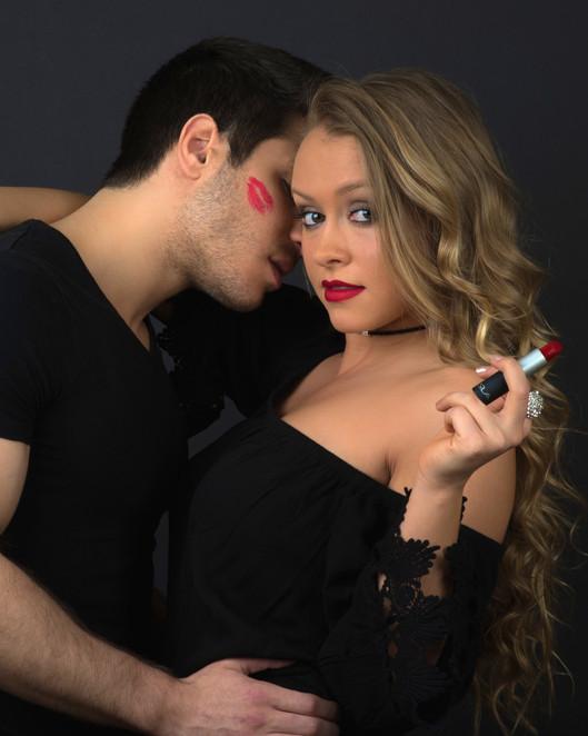 SLA Lipstick Publicity